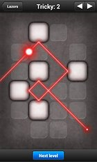 Lazors - Avvincente puzzle game Android!