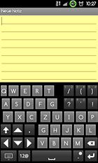 Thumb Keyboard (Phone/Tablet) - Ecrire sur les tablettes est un jeu d'enfant