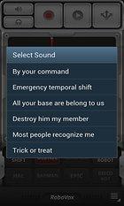 RoboVox - Voice Changer Lite – La tua voce bionica Android!