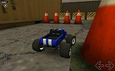 Toy Truck Rally 3D - Esquiva los obstáculos con tu camión de juguete de la infancia