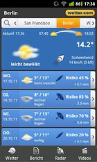 wetter.com – It's Gonna Be a Bright Sunshiny Day