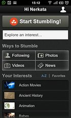 StumbleUpon -- Discover the Internet!