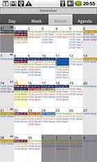 CalenGoo - Le calendrier de qualité