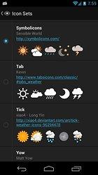 Eye In Sky Weather - Şık bir hava durumu uygulaması