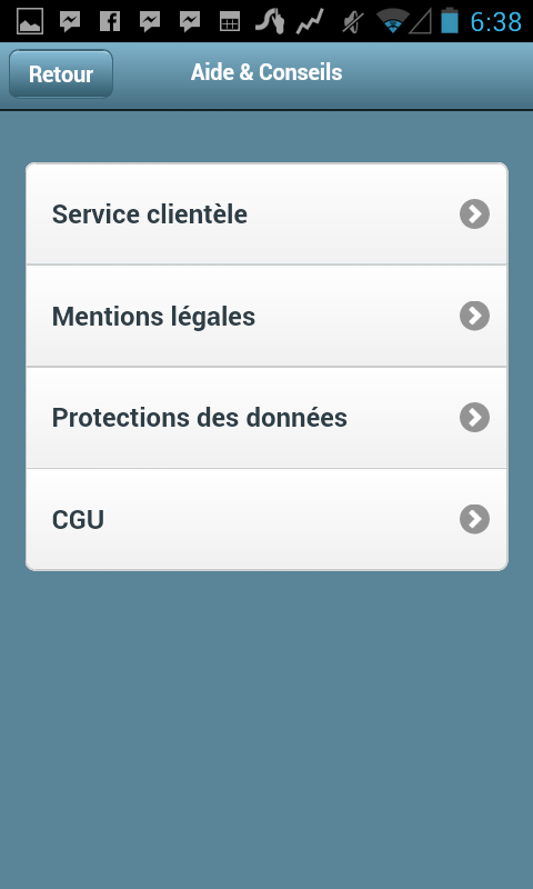 Sites rencontres android