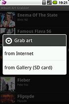 Album Art Grabber - CD-Cover bearbeiten
