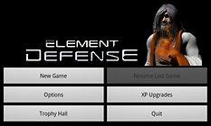 Element Defense – Destruye monstruos con el poder de la naturaleza