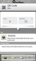 QuickMark Barcode Scanner – Aucun code-barres n'aura de secrets pour vous