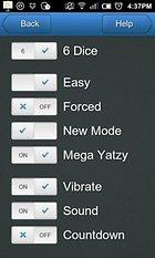 MegaYatzy - Kniffel für deinen Androiden