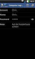 aWallet Password Manager – Persönliche Daten sicher gespeichert!