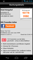 JustBook Hotels Last Minute - in letzter Sekunde!