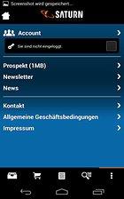 Saturn Mobil - Geht Soo! eine App?