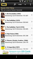 IMDb Movies & TV - La banca dati globale dei film