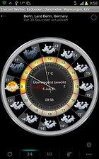 eWeather HD - Umfangreiche Wetter-App mit zahlreichen Funktionen und Widgets