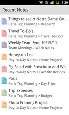 OneNote Mobile - Un'alternativa a Evernote?