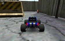 Toy Truck Rally 3D - Course de petites voitures