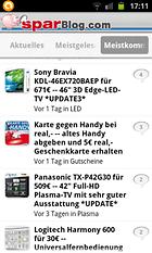 SparBlog.com – Schnäppchen App - Einfach nützlich