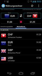 Finanzen100 Currency Converter - Güvenilir Döviz Çeviricisi