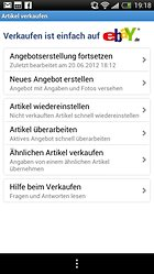 Offizielle eBay-App - Auktionen erleben