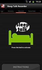 Sleep Talk Recorder - Mentre dormi...