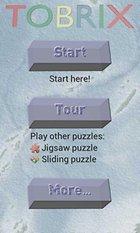 Tobrix – Un complicato puzzle per Android