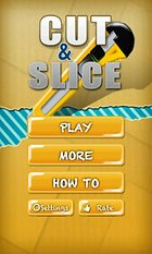 Cut and Slice - Effet Carton pour Android