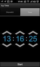 Icy Time - Minimalistisch!
