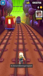 Subway Surfers – A better Temple Run?