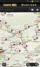 Unterwegs - Umfangreiche Verkehrsinfos für Österreich
