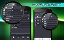 Download Manager for Android -  Gestionnaire de téléchargements