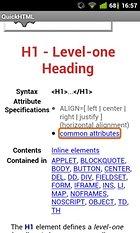 QuickHTML - Schnell mal 'ne Webseite schreiben