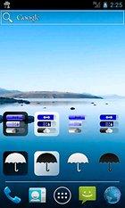 Regen-Alarm Plus - Das Wetter im Blick