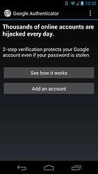 Google Authenticator – Plus de sécurité pour vos comptes Google
