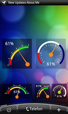 Gauge Battery Widget - Running Out Of Juice?