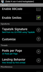 Tapatalk Forum App – Una opción para ver mejor tus foros