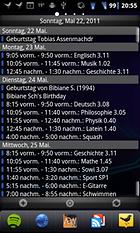 Agenda Widget Plus - La navaja suiza para tus teareas, reuniones y eventos