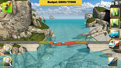 Bridge Constructor - Ne coupez pas les ponts