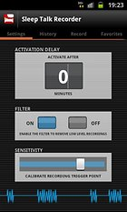 Sleep Talk Recorder - Mentre dormi...