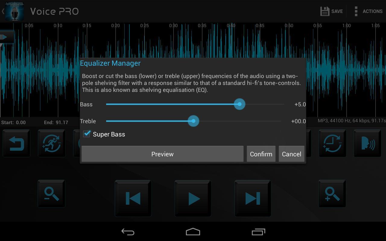 audio editing app store