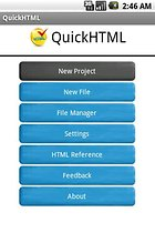 QuickHTML – HTML On the Go, Anyone?
