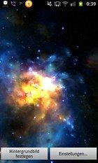 Galaxy Pack – Observez les étoiles depuis votre homescreen Android