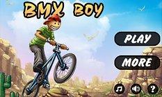 BMX Boy - Pédalez jeunesse !