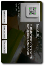 barcode scanner android apps im test androidpit. Black Bedroom Furniture Sets. Home Design Ideas