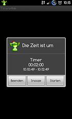 Timers4Me - gutes Timing zum Nulltarif