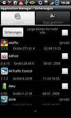 ASTRO Datei-Manager   -   perfektes Phone Management