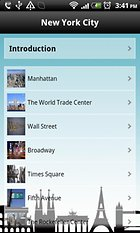 Audio City Guides -- For Travellers