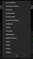 Quizoid - Trivia Quiz - Testez vos connaissances !