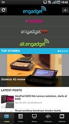 Engadget - Your Favorite Tech Guys In App Form