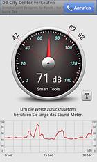 Sonomètre - Sound Meter - Mesurer le son, c'est possible !