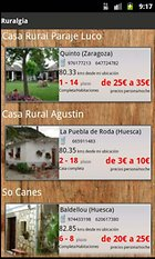 Ruralgia. Casas Rurales. De campo, como las amapolas!
